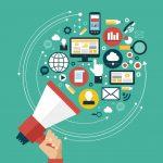 Advertising 150x150 - مکان های مناسب تبلیغات و طراحی آگهی