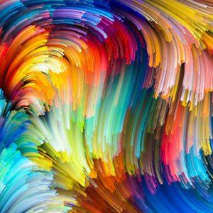 تأثیر رنگ