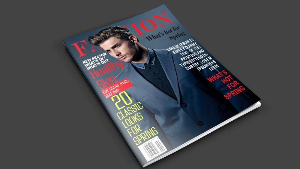 طراحی-جلد-مجله